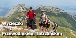 Wycieczki w Tatry z przewodnikiem
