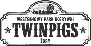 Westernowy Park Rozrywki Twinpigs