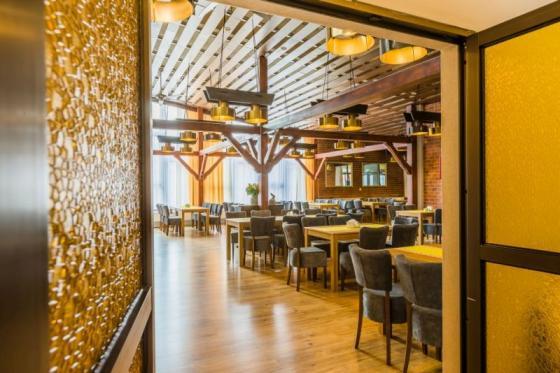 Huta Smaków - restauracja w Szczyrku w Orlim Gnieździe