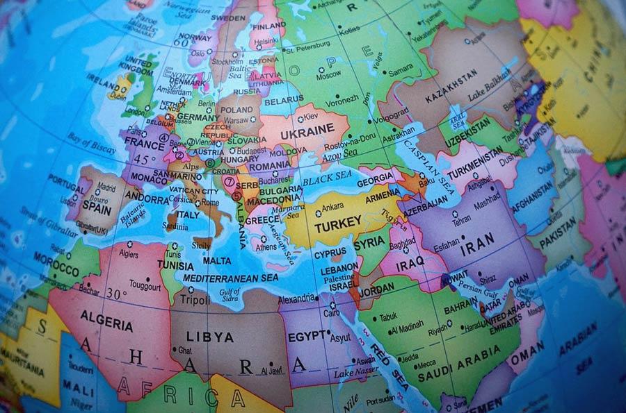 Lista Państw świata Tabela Nazwa Stolica Powierzchnia Ludność
